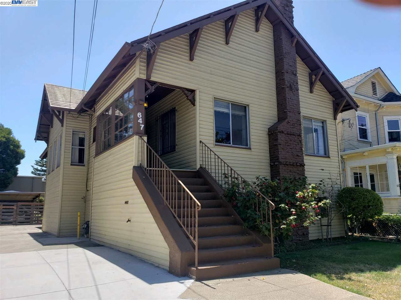 Photo for 647 54Th St, OAKLAND, CA 94609 (MLS # 40920971)