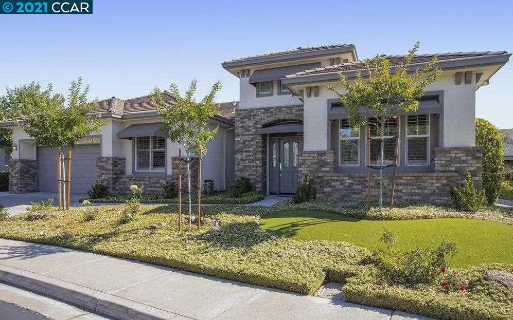 Photo of 466 Summer Red Way, BRENTWOOD, CA 94513 (MLS # 40964972)
