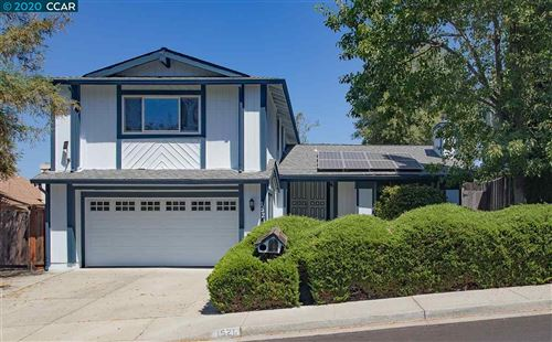 Photo of 1521 Ridgewood Dr, MARTINEZ, CA 94553 (MLS # 40915974)