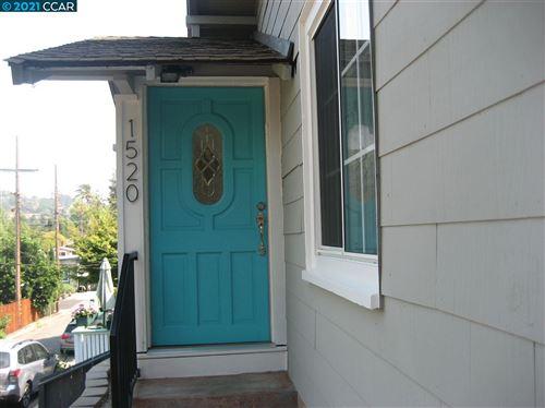 Photo of 1520 Richardson St, MARTINEZ, CA 94553 (MLS # 40934978)