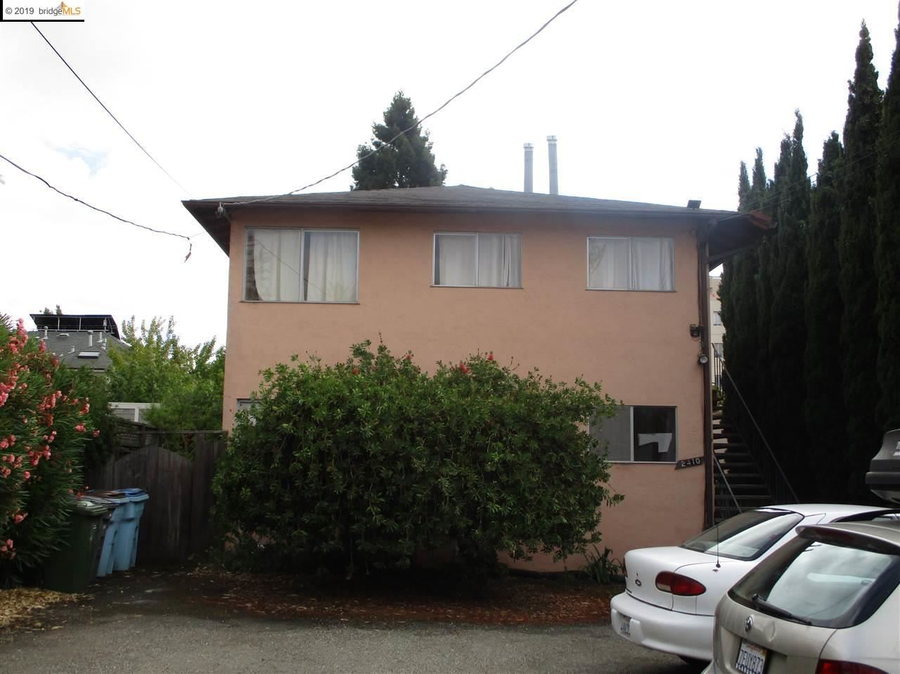 Photo for 2410 Stuart St #C, BERKELEY, CA 94705 (MLS # 40889979)