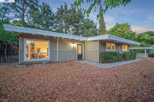 Photo of 1202 Bacon Way, LAFAYETTE, CA 94549 (MLS # 40909980)