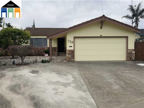 Photo of 528 Jonathan way, UNION CITY, CA 94587-1416 (MLS # 40892981)