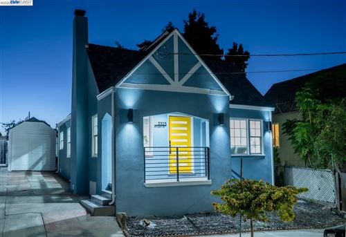 Photo of 3323 Stuart St, OAKLAND, CA 94602 (MLS # 40915984)