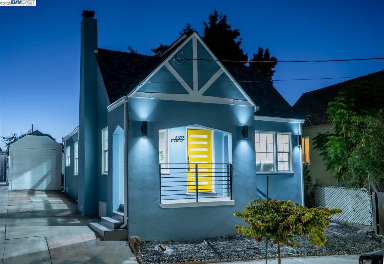3323 Stuart St, Oakland, CA 94602 - MLS#: 40915984