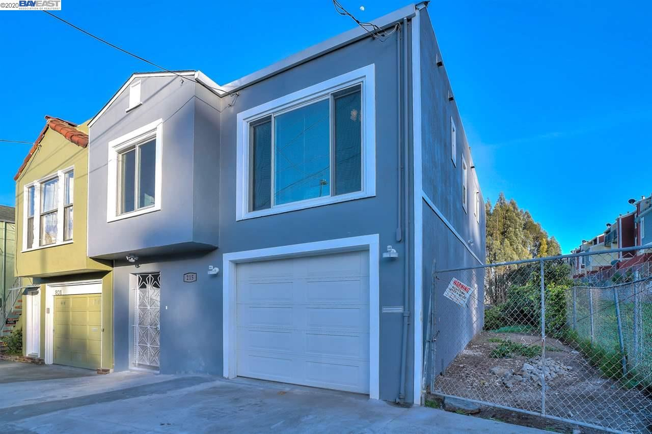 Photo for 215 Middle Point Rd, SAN FRANCISCO, CA 94124 (MLS # 40916984)