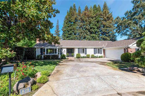 Photo of 839 Glen Road, DANVILLE, CA 94526-2213 (MLS # 40966990)