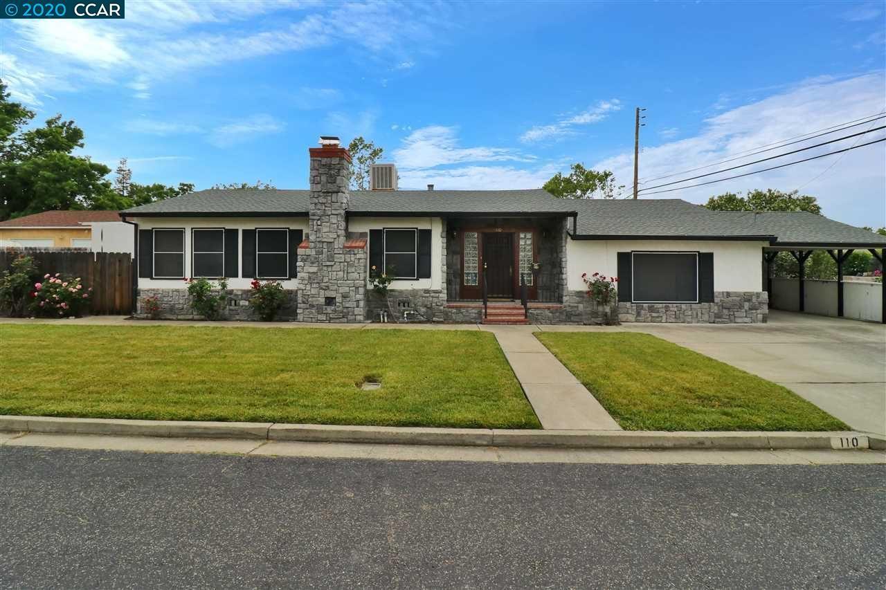 110 Jackson Way, Pleasant Hill, CA 94523 - #: 40904991