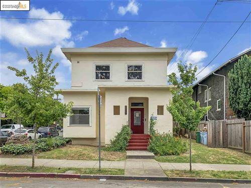 Photo of 2529 Ellsworth St #1, BERKELEY, CA 94704 (MLS # 40909993)