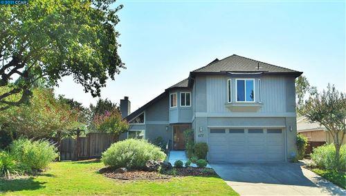 Photo of 677 Montezuma Court, Walnut Creek, CA 94598 (MLS # 40967995)