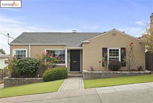 Photo of 1825 Mendocino St, RICHMOND, CA 94804 (MLS # 40910998)