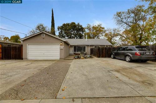 Photo of 3149 Cowell, CONCORD, CA 94518 (MLS # 40889999)