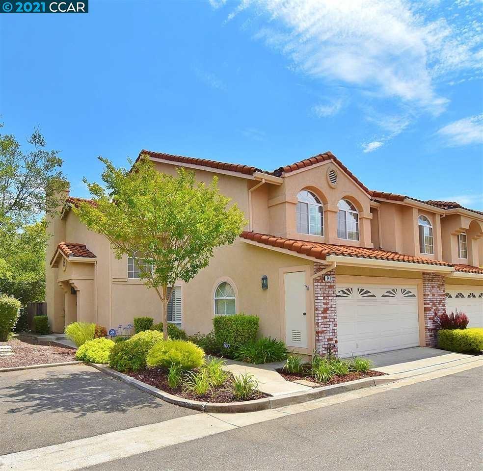 Photo of 741 Galemeadow Circle, SAN RAMON, CA 94582 (MLS # 40960999)