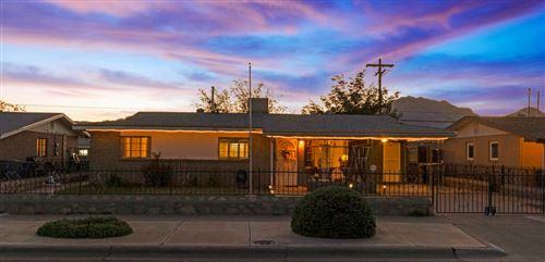 Photo of 9203 Roanoke Drive, El Paso, TX 79924 (MLS # 854063)