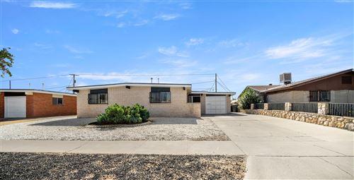 Photo of 5104 Prince Edward Avenue, El Paso, TX 79924 (MLS # 854084)
