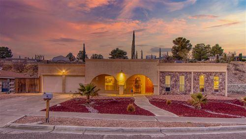 Photo of 6823 Amposta Drive, El Paso, TX 79912 (MLS # 840098)
