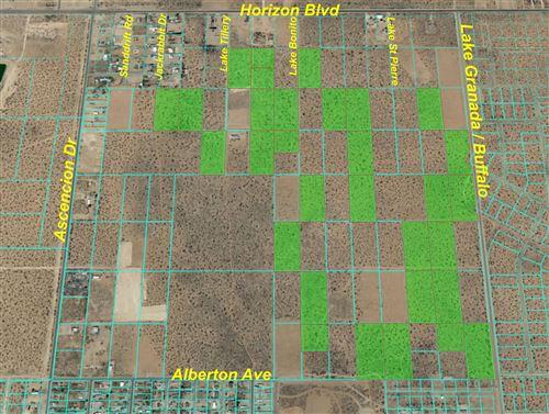 Photo of 15298 Horizon Boulevard, El Paso, TX 79928 (MLS # 830131)