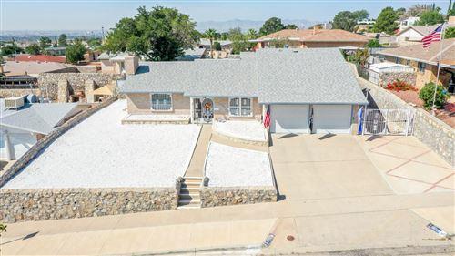 Photo of 10708 Sombra Verde Drive, El Paso, TX 79935 (MLS # 852389)