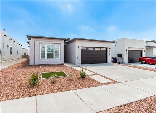 Photo of 12324 Desert Heights Court, El Paso, TX 79938 (MLS # 852424)