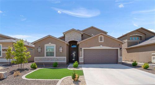 Photo of 12612 Katherine Brennand Road, El Paso, TX 79928 (MLS # 852444)