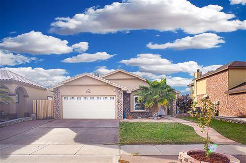 Photo of 7541 Plaza Redonda Drive, El Paso, TX 79912 (MLS # 837456)