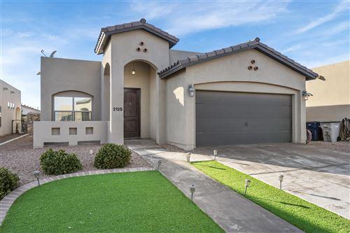 Photo of 2125 HONOUR POINT Place, El Paso, TX 79938 (MLS # 837458)