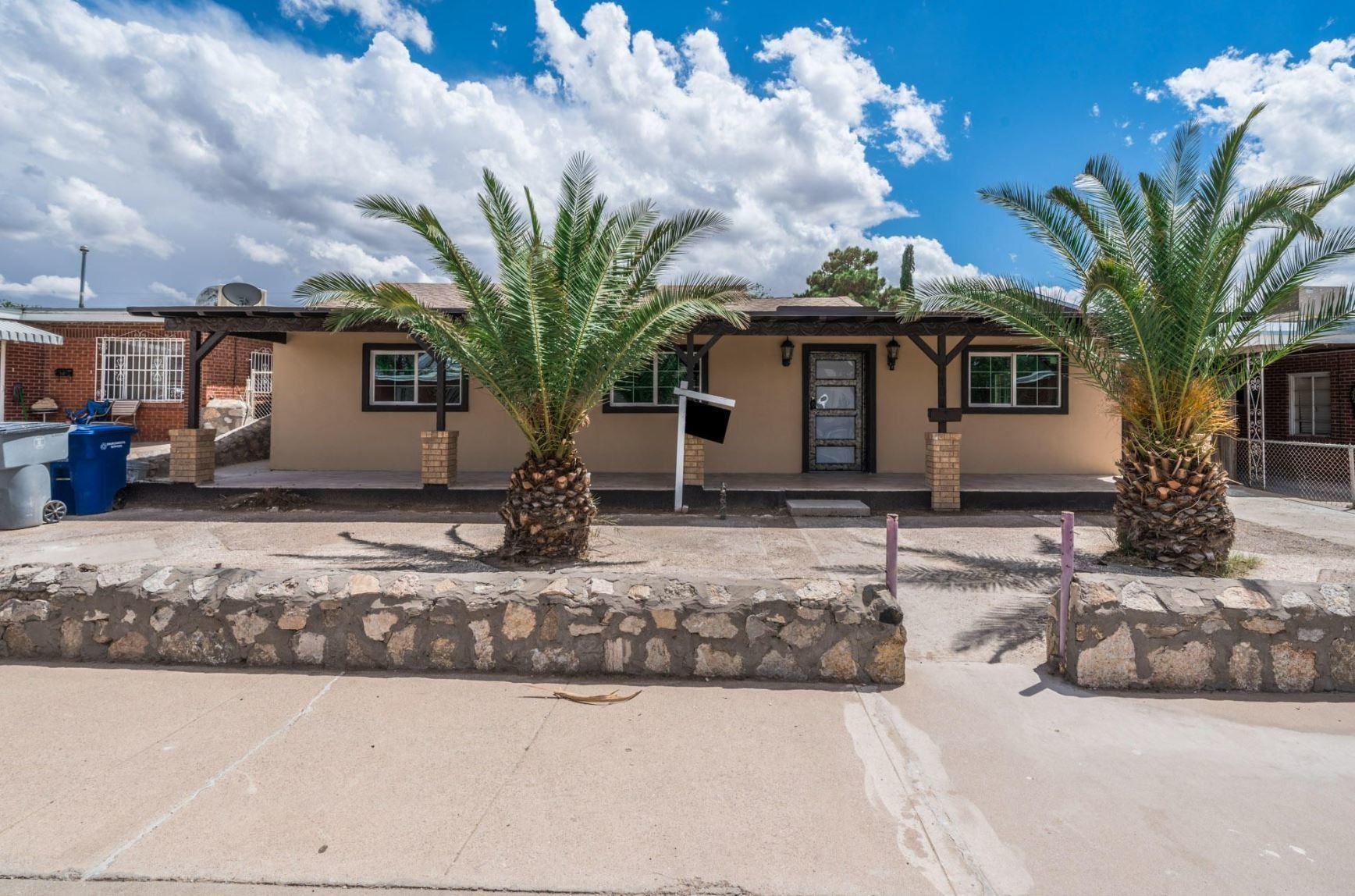 6404 NAVAJO Avenue, El Paso, TX 79925 - MLS#: 836859