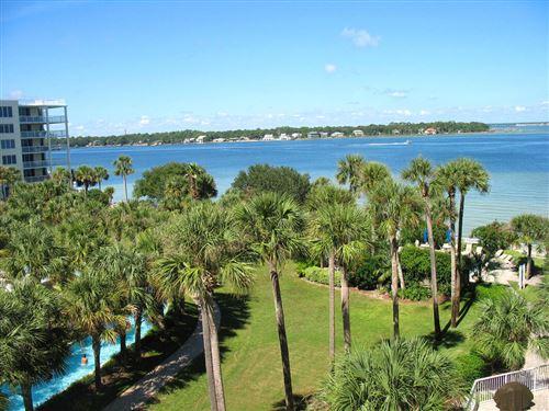 Photo of 1328 SE Miracle Strip Parkway #UNIT 506, Fort Walton Beach, FL 32548 (MLS # 865009)
