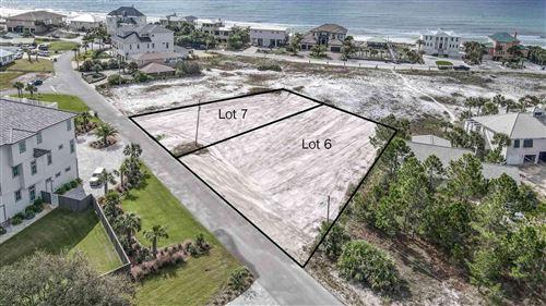 Photo of Lot #6 E Beach Drive, Miramar Beach, FL 32550 (MLS # 858013)