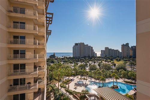 Photo of 5000 S Sandestin Boulevard #6601/6603, Miramar Beach, FL 32550 (MLS # 840019)