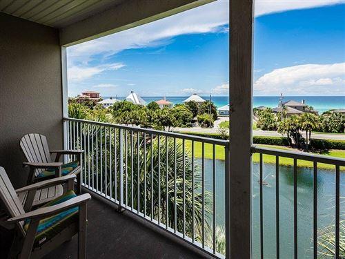 Photo of 144 Spires Lane #UNIT 414, Santa Rosa Beach, FL 32459 (MLS # 855073)