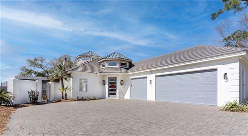 Photo of 3016 Bay Villas Drive, Miramar Beach, FL 32550 (MLS # 866107)