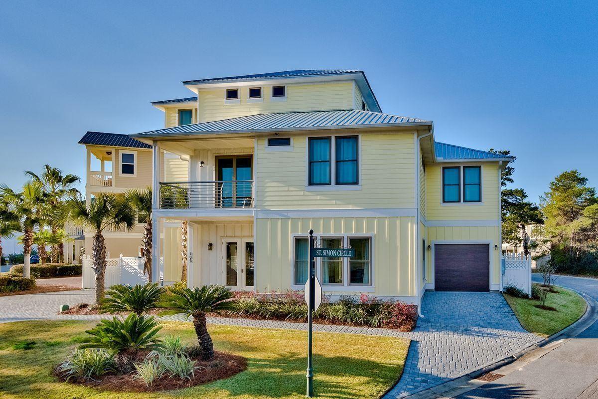 106 St Simon Circle, Miramar Beach, FL 32550 - #: 840146