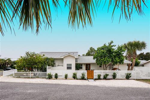 Photo of 85 Flounder Street, Santa Rosa Beach, FL 32459 (MLS # 850148)