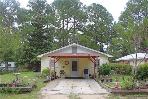Photo of 63 Ruth Road, Freeport, FL 32439 (MLS # 850158)