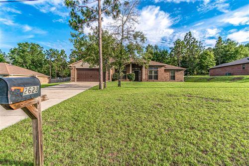 Photo of 2623 Corner Creek Road, Crestview, FL 32536 (MLS # 801174)