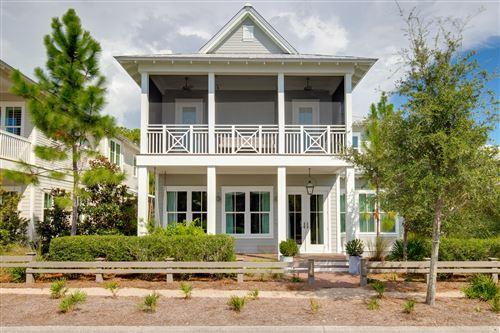 Photo of 157 Sunflower Street, Santa Rosa Beach, FL 32459 (MLS # 807219)
