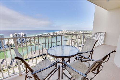 Photo of 122 Seascape Drive #1901, Miramar Beach, FL 32550 (MLS # 857223)