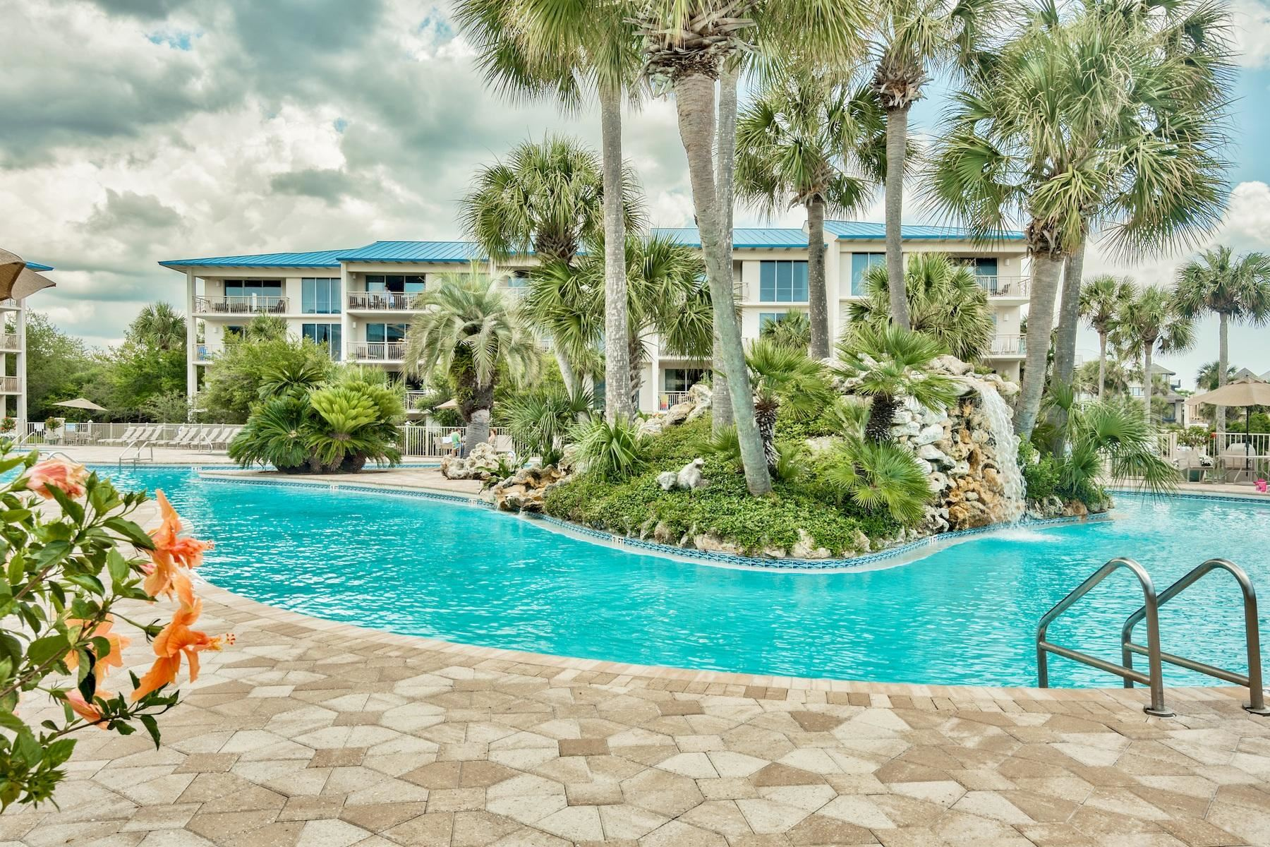 Photo for 10254 E County Road 30A #132, Seacrest, FL 32461 (MLS # 814228)