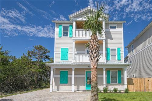 Photo of Lot 4 W Palm Beach Street, Miramar Beach, FL 32550 (MLS # 872263)