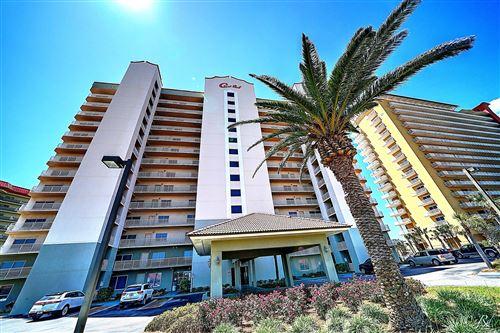 Photo of 6609 Thomas Drive #906, Panama City Beach, FL 32408 (MLS # 820361)