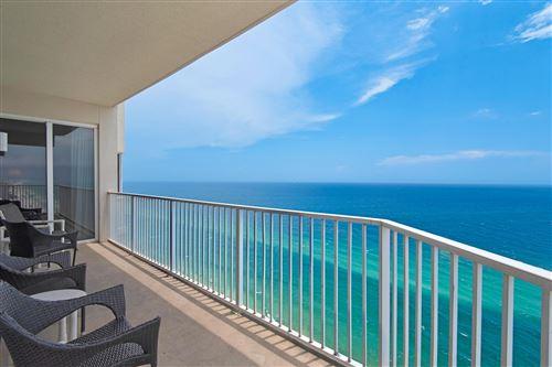 Photo of 16819 Front Beach Road #UNIT 2601, Panama City Beach, FL 32413 (MLS # 874369)