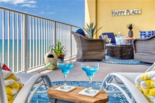 Photo of 17643 Front Beach Road #UNIT 1405, Panama City Beach, FL 32413 (MLS # 881373)
