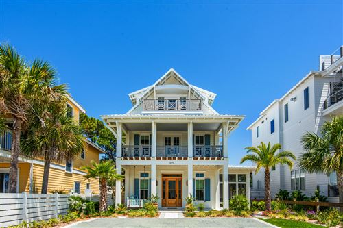 Photo of 205 Magnolia Street, Santa Rosa Beach, FL 32459 (MLS # 839376)