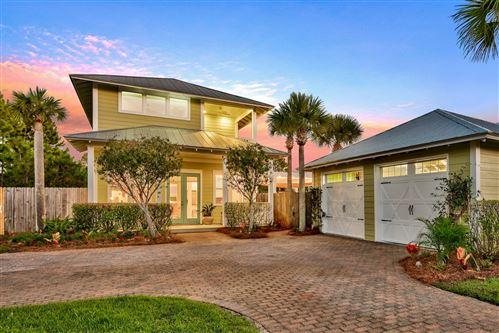 Tiny photo for 30 N Cypress Breeze Boulevard, Santa Rosa Beach, FL 32459 (MLS # 820435)