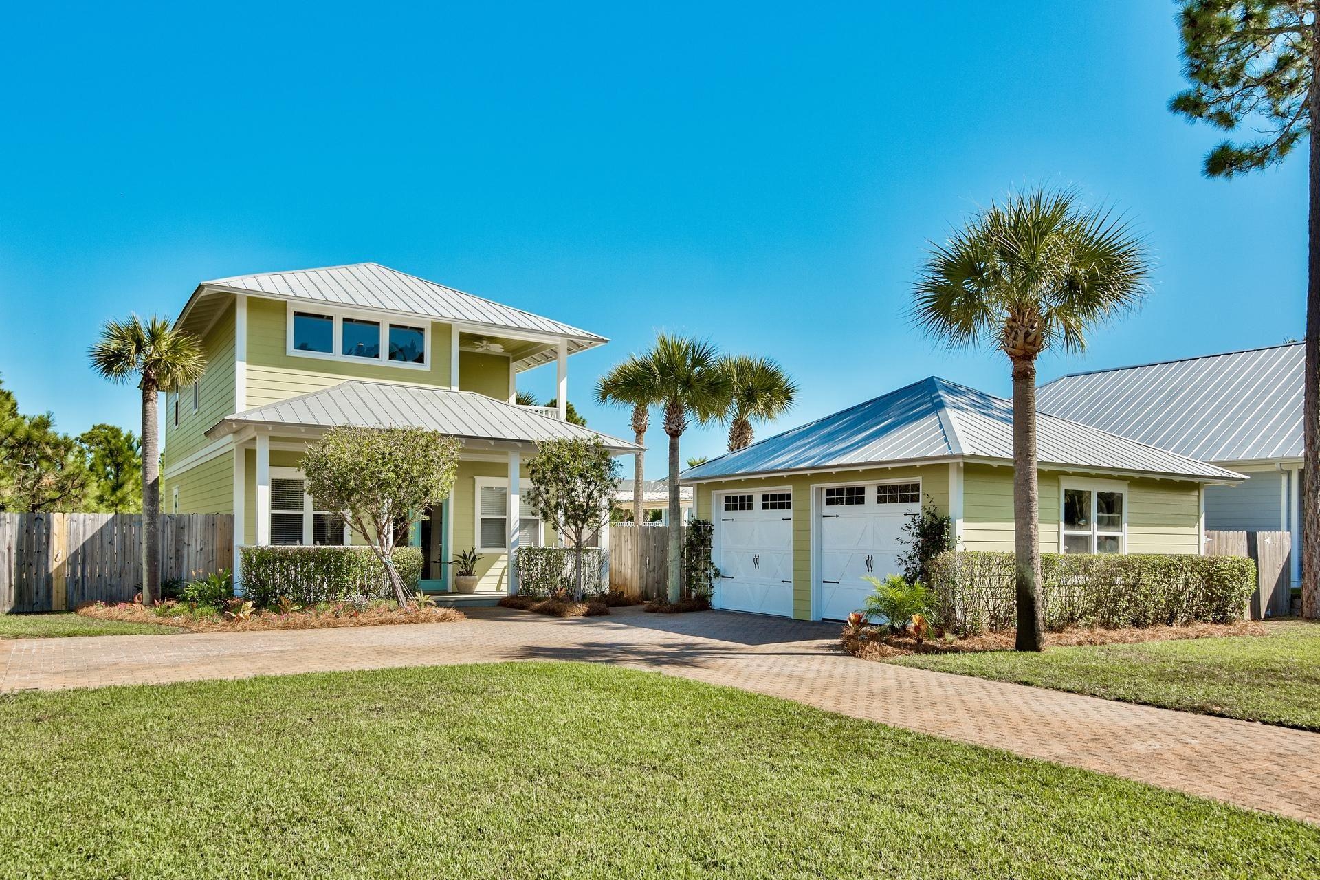 Photo for 30 N Cypress Breeze Boulevard, Santa Rosa Beach, FL 32459 (MLS # 820435)
