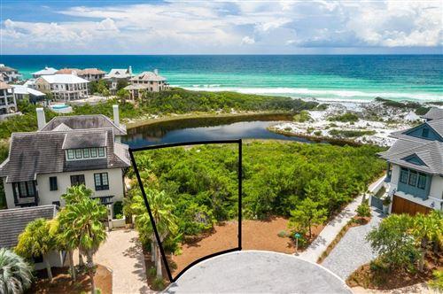 Photo of Lot 36&37 BERMUDA DR W, Santa Rosa Beach, FL 32459 (MLS # 851507)