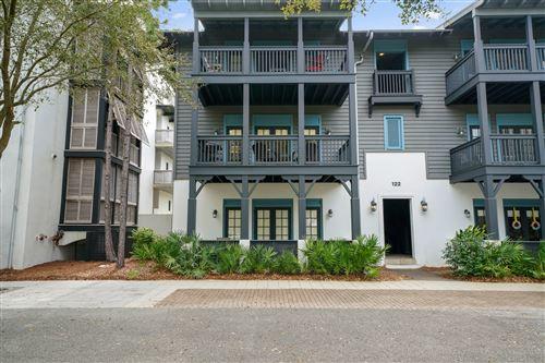 Photo of 122 Georgetown Avenue #C, Rosemary Beach, FL 32461 (MLS # 842562)