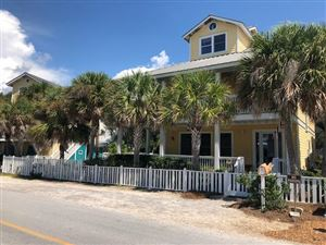 Photo of 183 Magnolia Street, Santa Rosa Beach, FL 32459 (MLS # 807576)