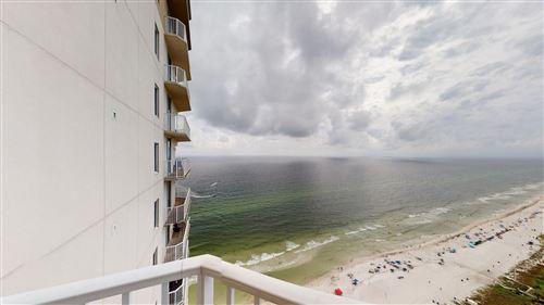 Photo of 16819 Front Beach Road #UNIT 2500, Panama City Beach, FL 32413 (MLS # 876576)